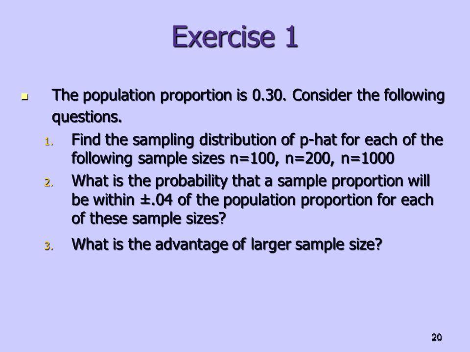 1 Sampling Distributions Presentation 2 Sampling Distribution of ...