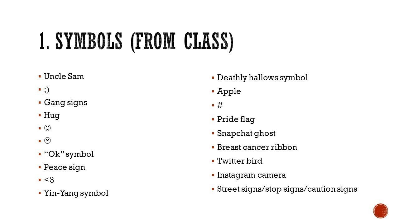Gang Signs And Symbols 45441 Newsmov