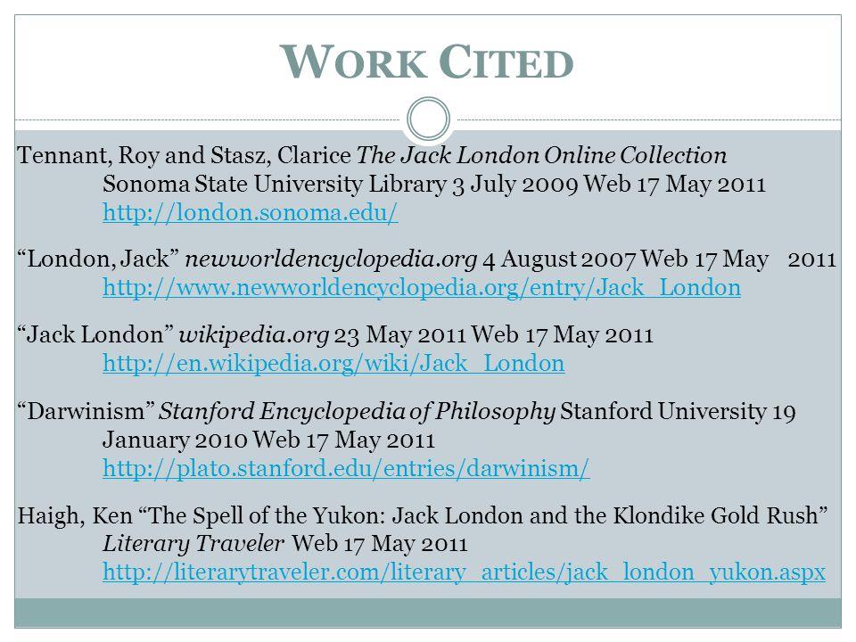 jack london wikipedia