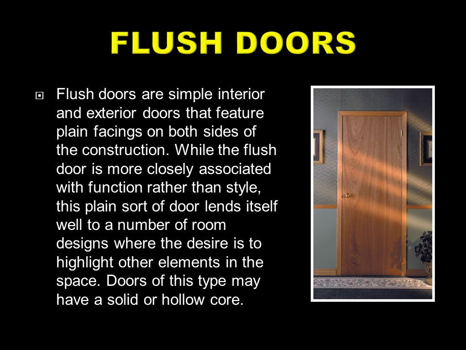 A Door Is A Movable Structure Used To Open And Close An Entrance