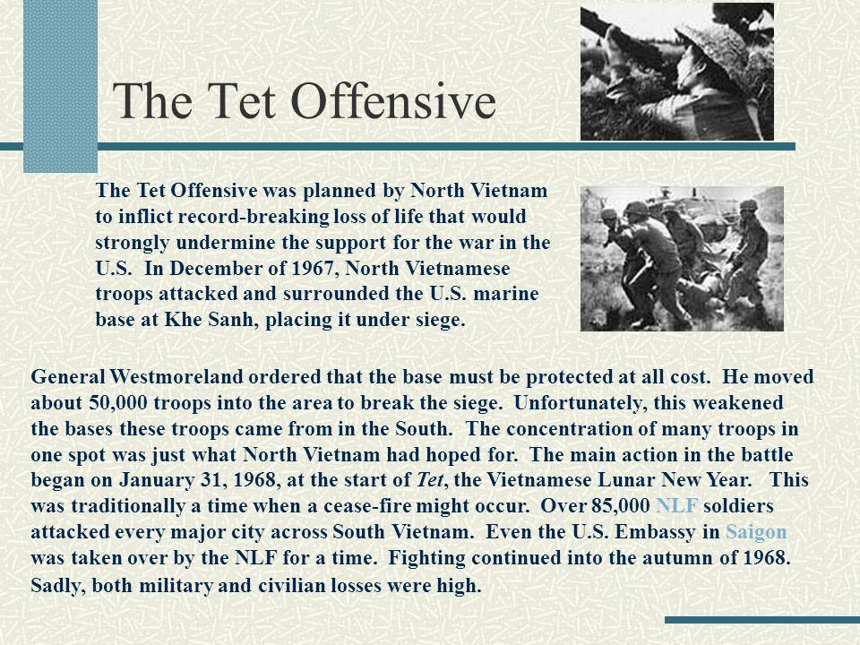 Tet Offensive Essay
