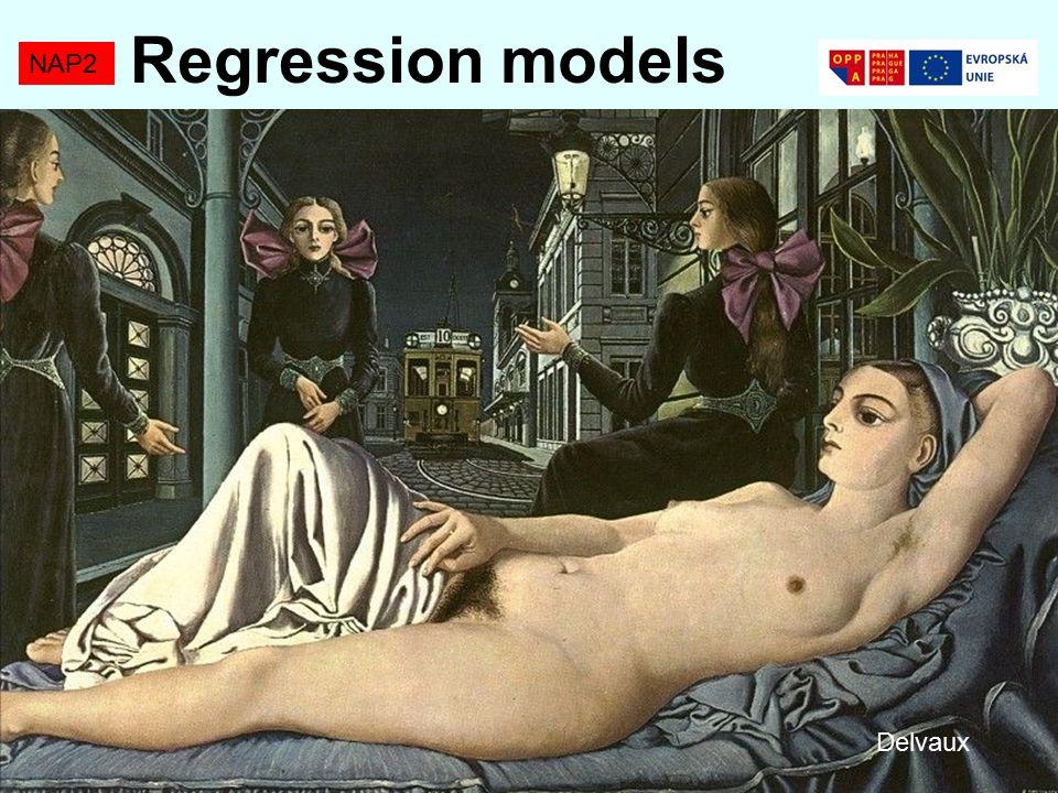 Regression models NAP2 Delvaux