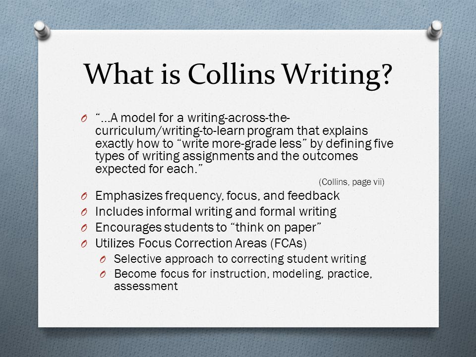 Finding the middle ground collins writing part 2 for grades 2 3 what is collins writing altavistaventures Image collections