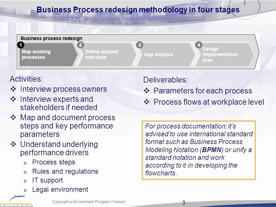 3 3 - Process Documentation Methodology