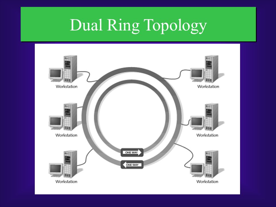 Dual Ring Topology