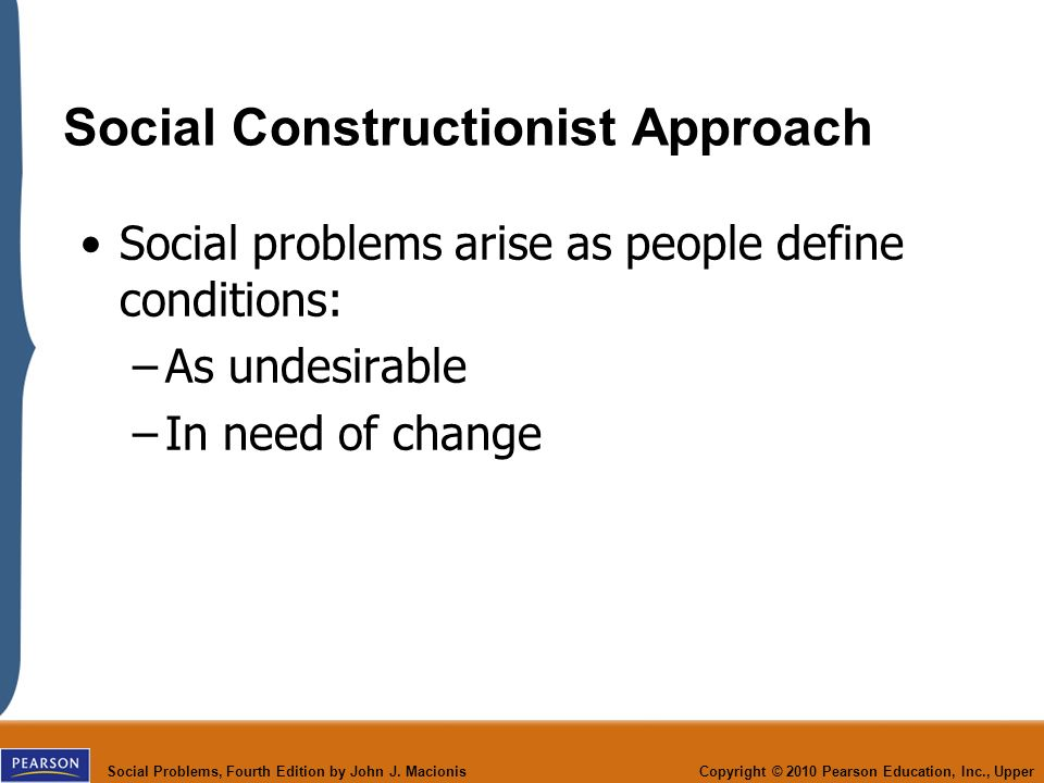 Social Problems, Fourth Edition by John J.