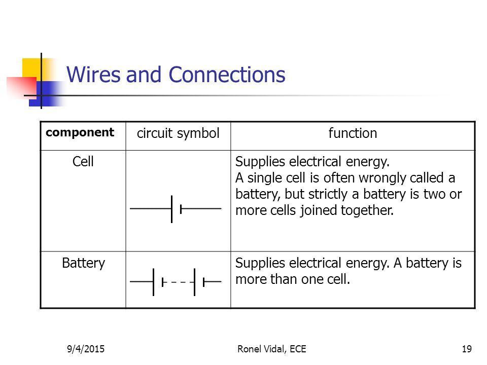 Fancy Cell Battery Symbol Picture Collection - Schematic Diagram ...
