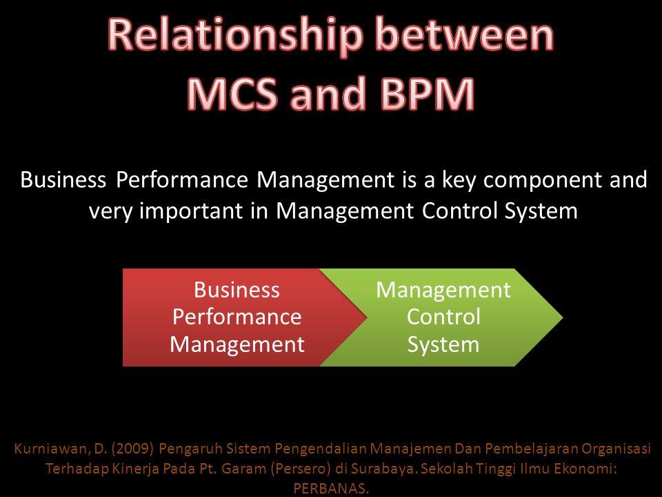 management control system mcs Management control system (mcs) merupakan gabungan dari kata management dan control system management adalah proses pengorganisasian, perencanaan, pengintegrasian, dan menghubungkan aktivitas-aktivitas organisasi untuk mencapai tujuan organisasi sedangkan control system adalah seperangkat sistem formal.