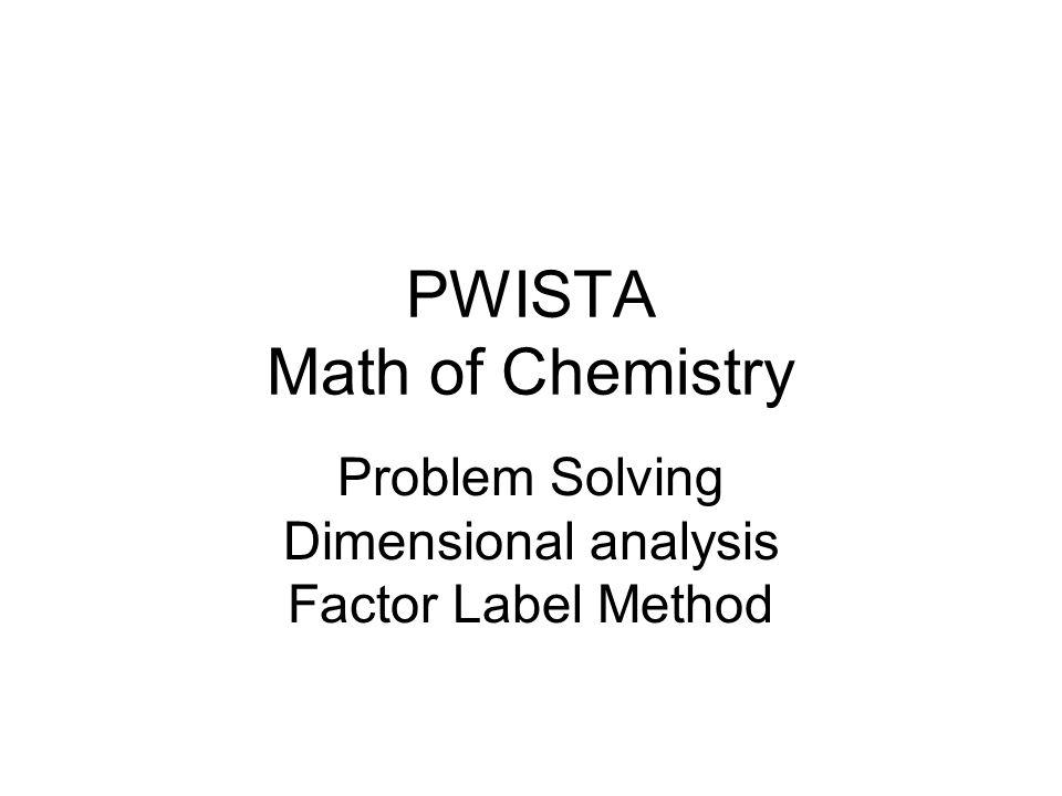 Dimensional Analysis Factor Label Method Worksheet Answers – Factor Label Method Worksheet