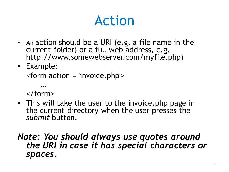Lecture 6 – Form processing (Part 1) SFDV3011 – Advanced Web ...