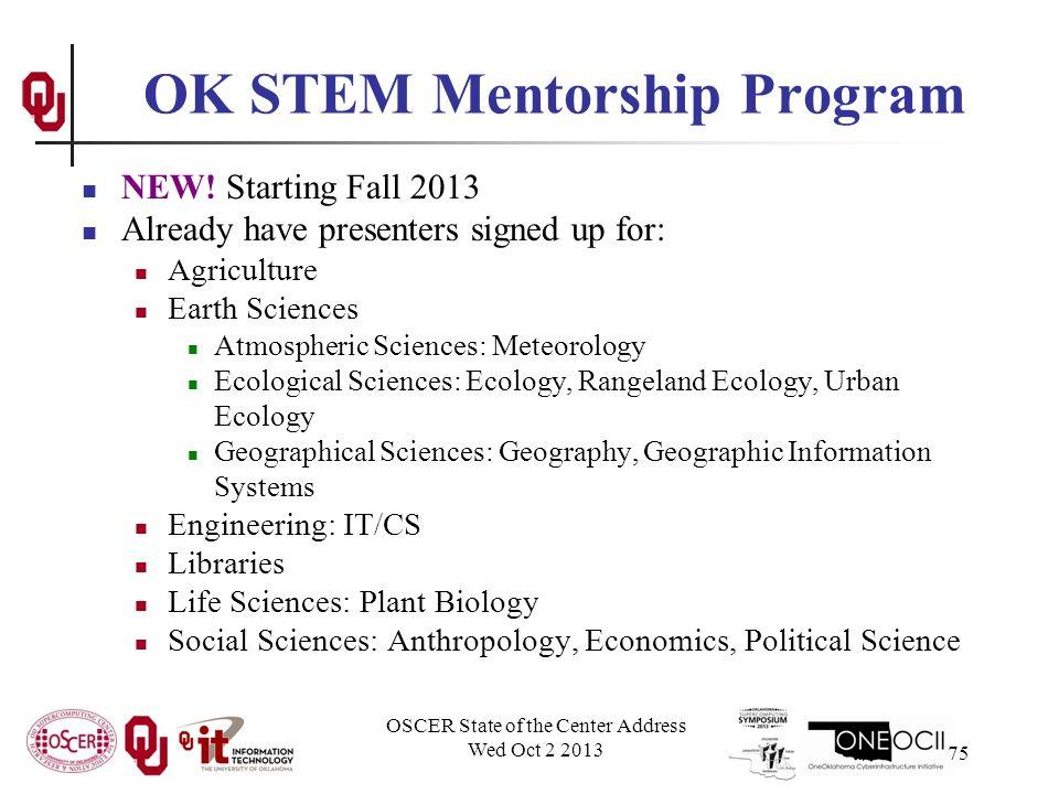 OK STEM Mentorship Program NEW.
