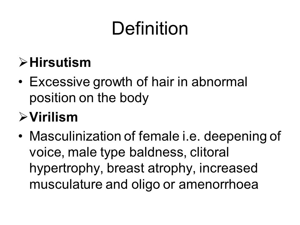 Hirsutism definition hirsutism excessive growth of hair in 2 definition hirsutism voltagebd Choice Image