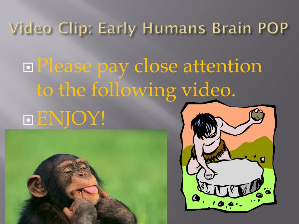  Please pay close attention to the following video.  ENJOY!