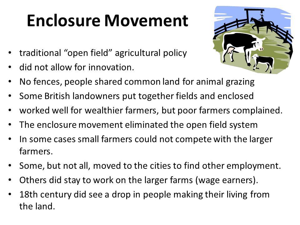 Enclosure Movement Definition 78586   NEWSBD