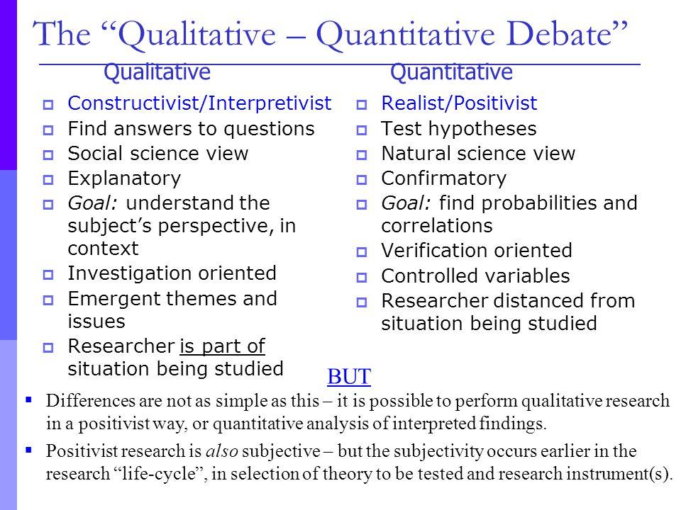 qualitative quantitative essay