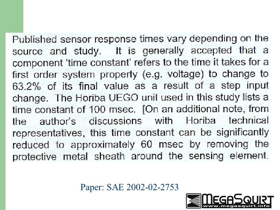 39 Paper: SAE 2002-02-2753