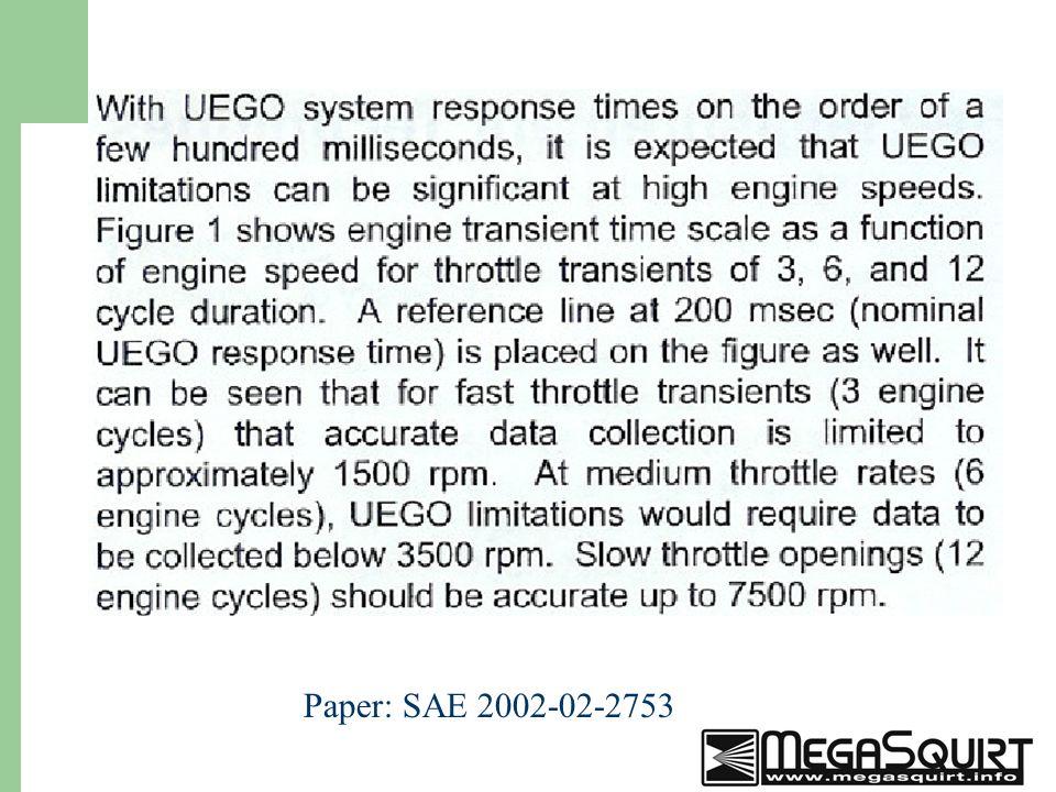 40 Paper: SAE 2002-02-2753
