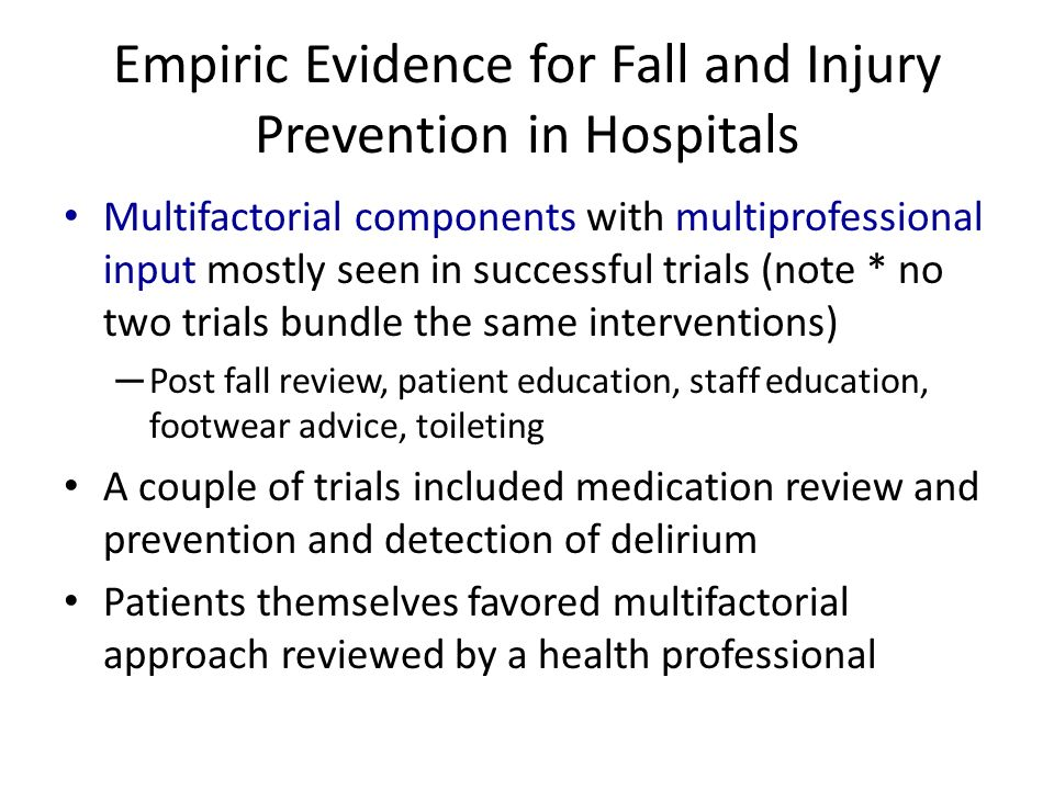patient fall with injuries essay Picot assignment falls and fall injuries in hospitals (research paper sample) instructions: benchmark research critique and picot.