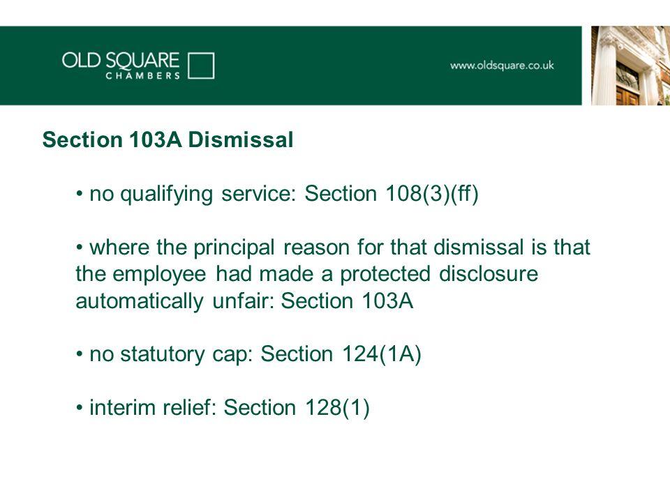 Whistleblowing By Ijeoma Omambala Public Interest Disclosure Act