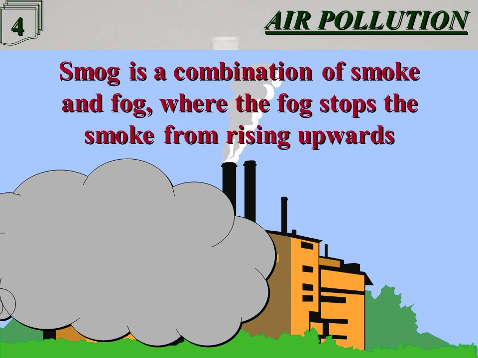 3 3 Smoke is made of Particles released during the burning of Fossil Fuels and it causes breathing problems Smoke is made of Particles released during the burning of Fossil Fuels and it causes breathing problems