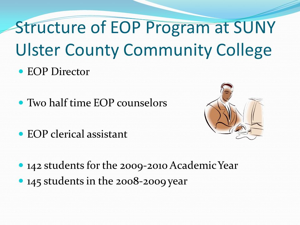 "Presentation ""SUNY Ulster County Community College. History of the ..."