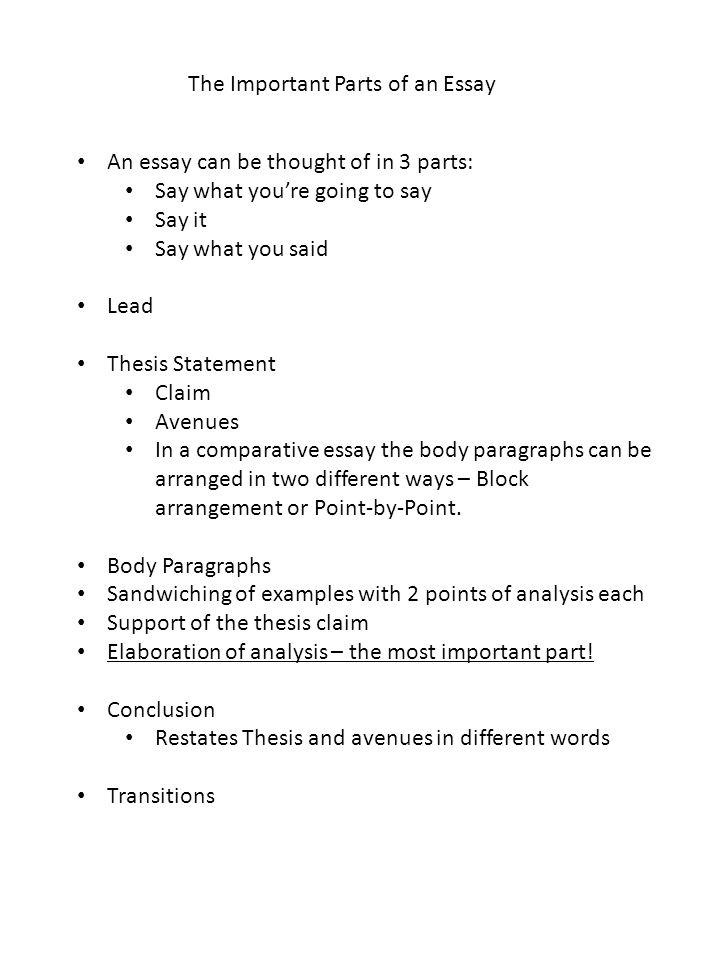Writing a Compare   Contrast Essay  Lesson for Kids   Study com