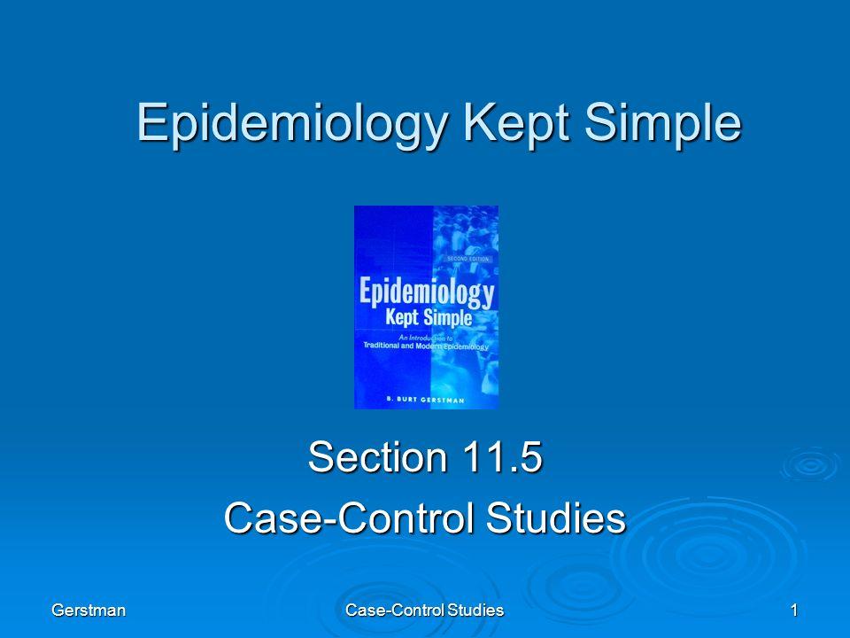 CTSPedia  CTSpedia CaseControlStudy Health Knowledge