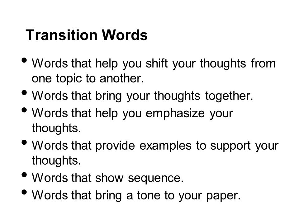 organizing your persuasive essay introduction your first  5 transition