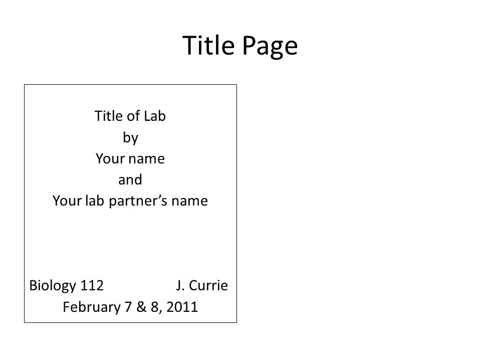 Lab report title page format startup = growth paul graham an.