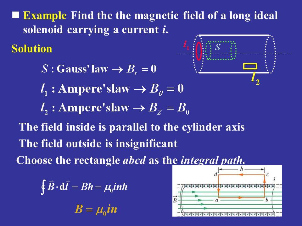 mikhailov integral for current density