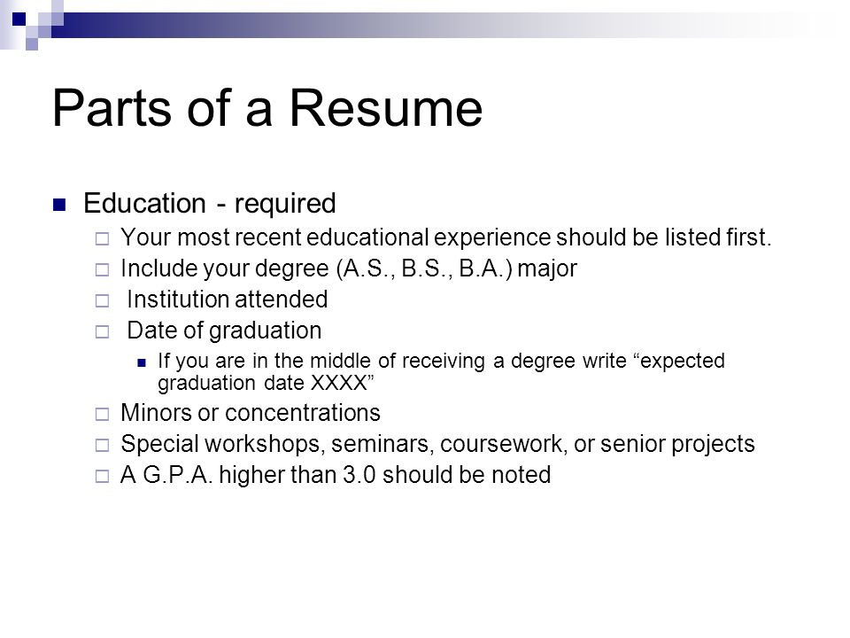 Frequently Asked Questions About Resumes  Resume FAQ     ThoughtCo Redesigning Your Resume