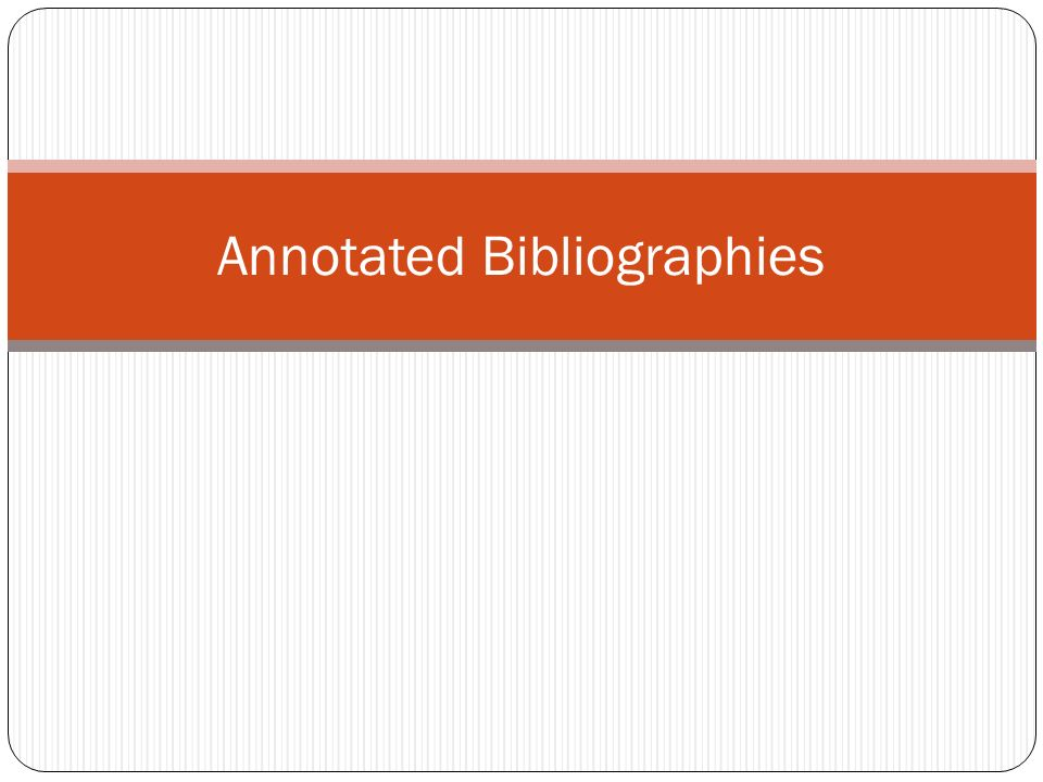 good annotated bibliography topics Yet culturally-connected topic or rules for typing the annotated bibliography an entry for an annotated topic: annotated bibliography nursing academic.