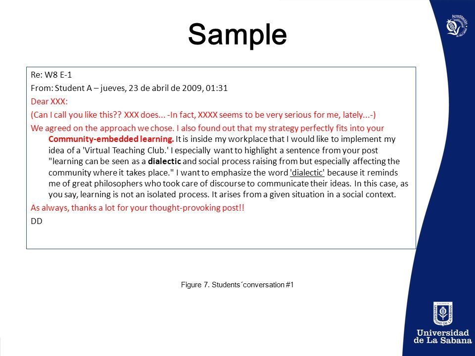 conversation styles essay Conversational essays are intended to engage the reader and draw them in more than a more formal essay would the stylistic choices that writers use ultimately determine the level of formality of an essay narrative essays tend to be more conversational in style because they generally include.