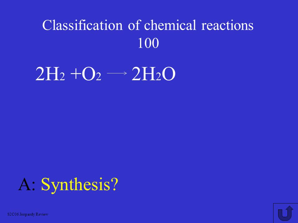 Balancing chemical equations 500 A: What is S O 2 8SO 3 .