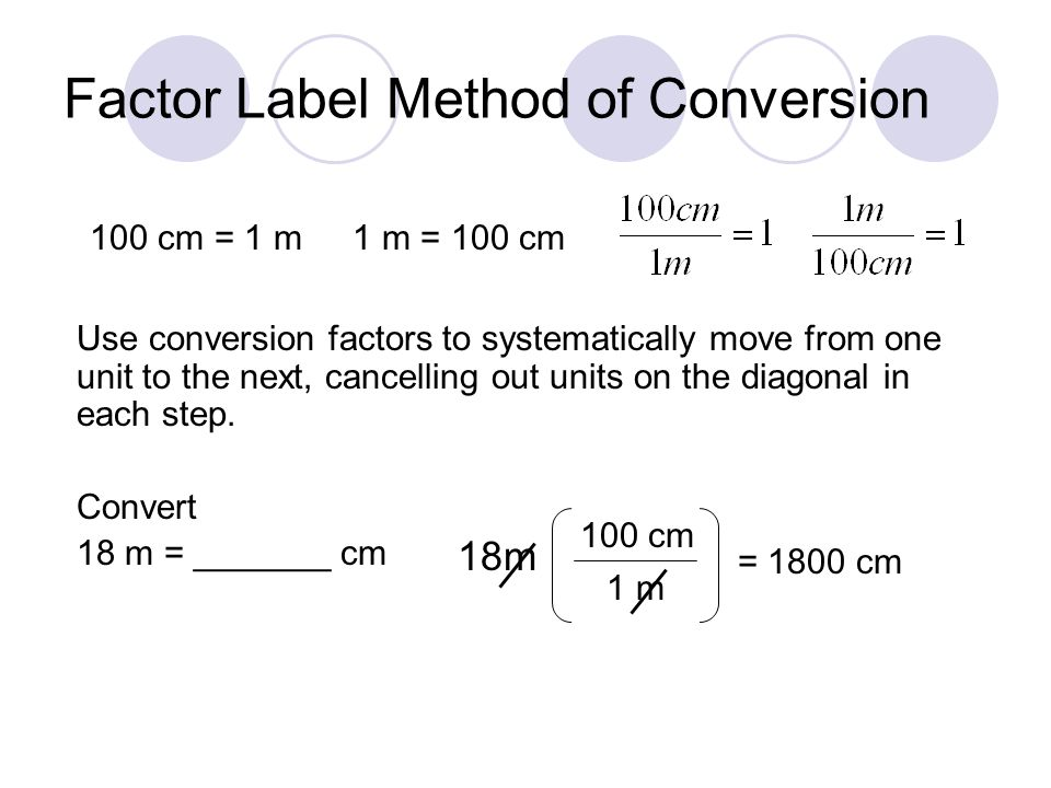 Unit conversion worksheet chemistry answers