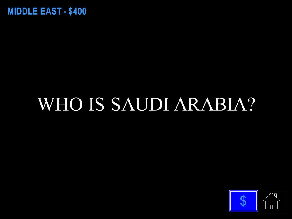 MIDDLE EAST - $200 WHAT IS A PARLIAMENTARY DEMOCRACY $