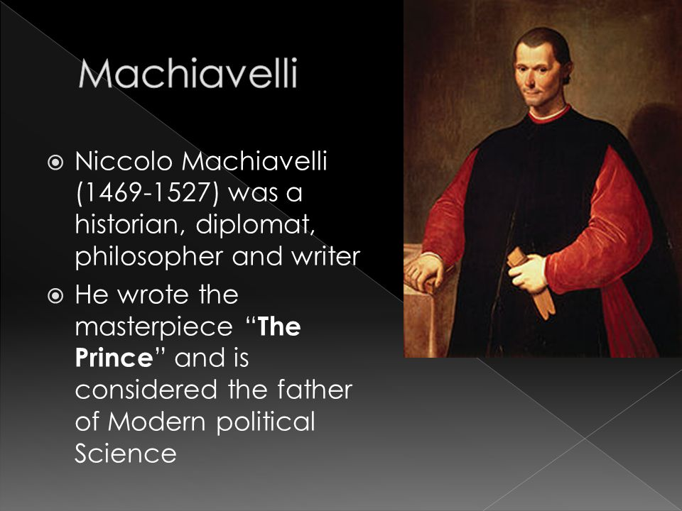 essays on machiavelli the prince