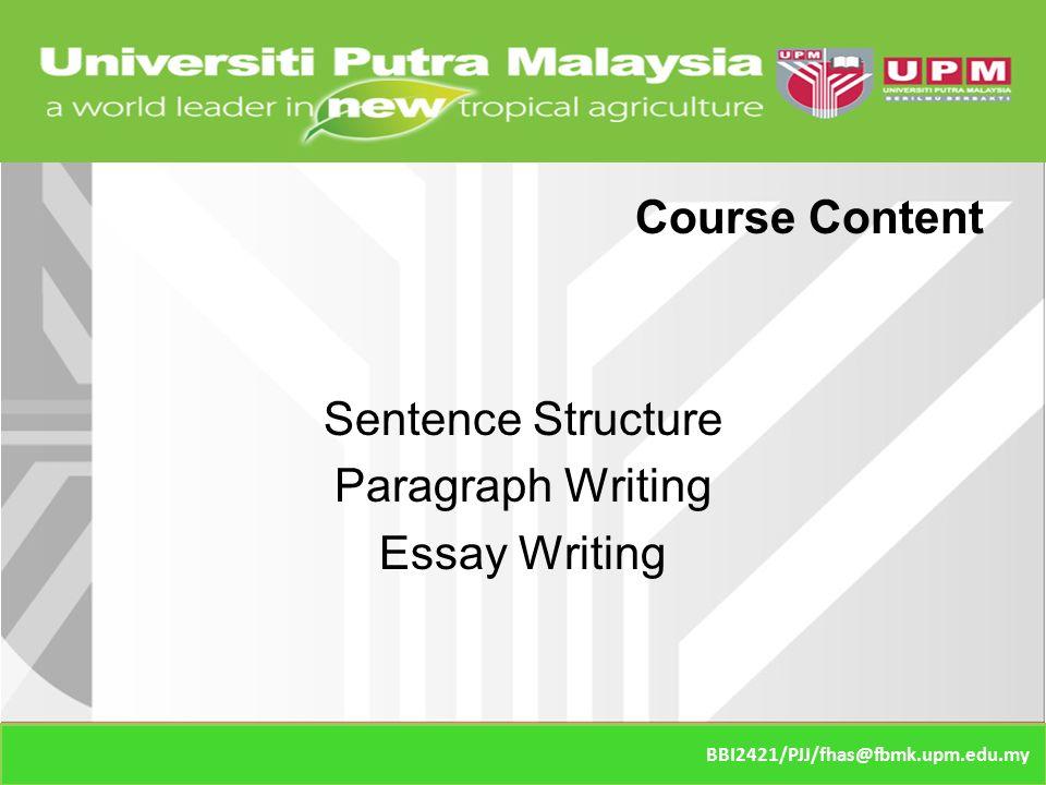 open university writing an essay