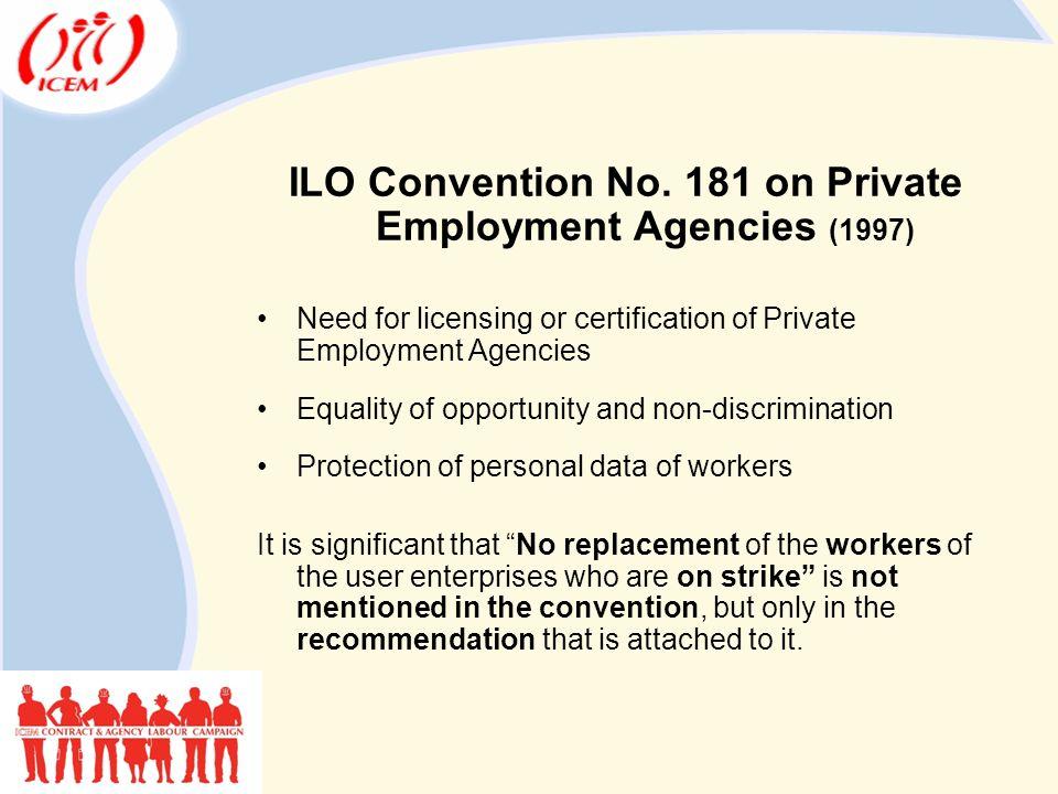 ILO Convention No.
