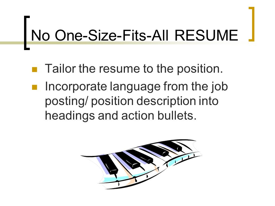 Definition of a Resume A resume is an advertisement for yourself, designed to communicate your school and work history and skills in a way that motivates the employer to invite you for an interview.