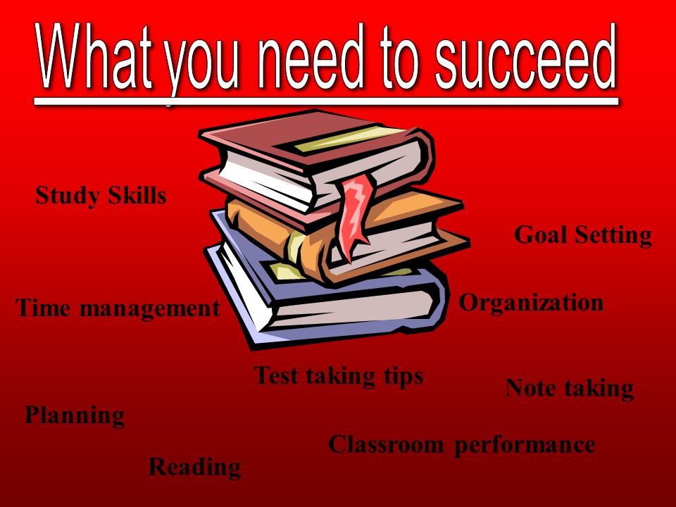 study planning tips