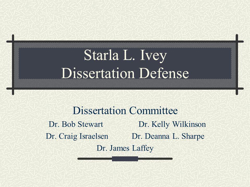 Defense Dissertation Presentation