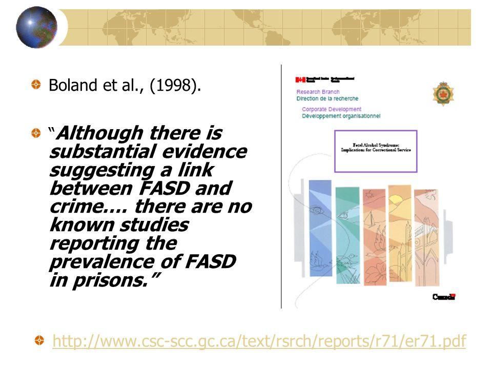 Boland et al., (1998).