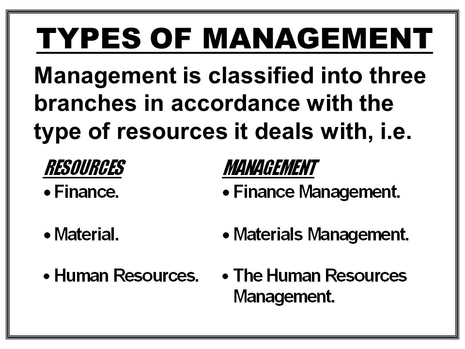 Human Resource Management is The branch of Management of The Human Resources HUMAN RESOURCE MANAGEMENT HRM