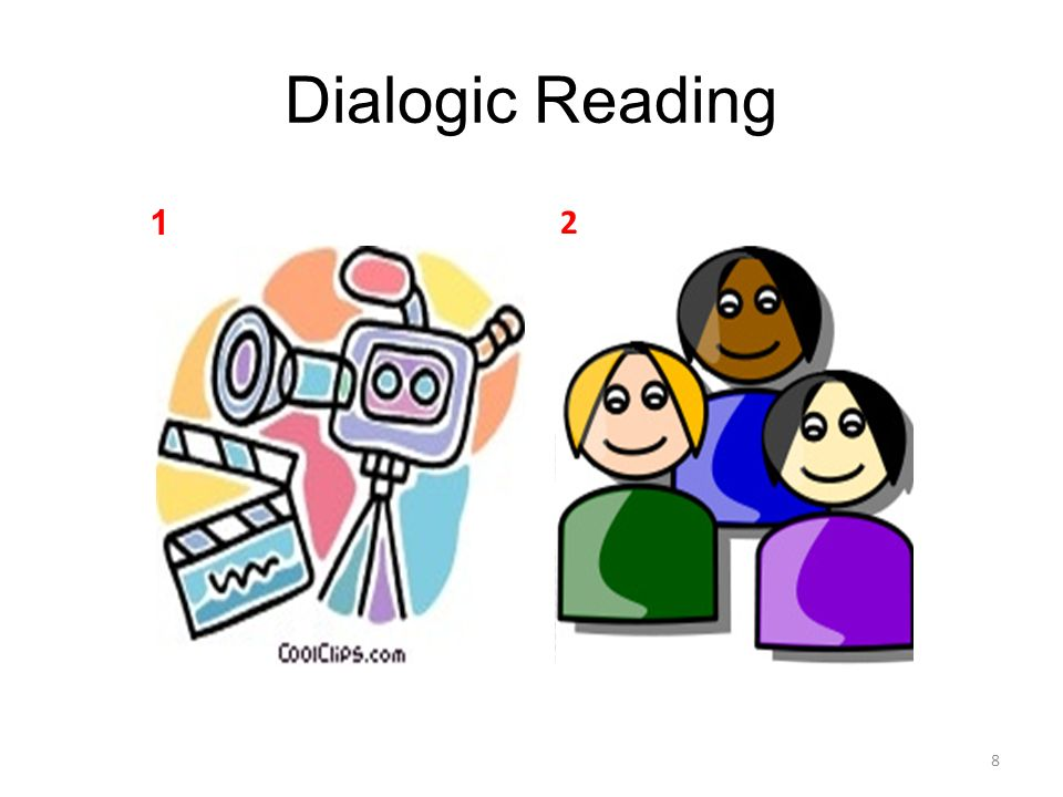 Dialogic Reading 8 1 2
