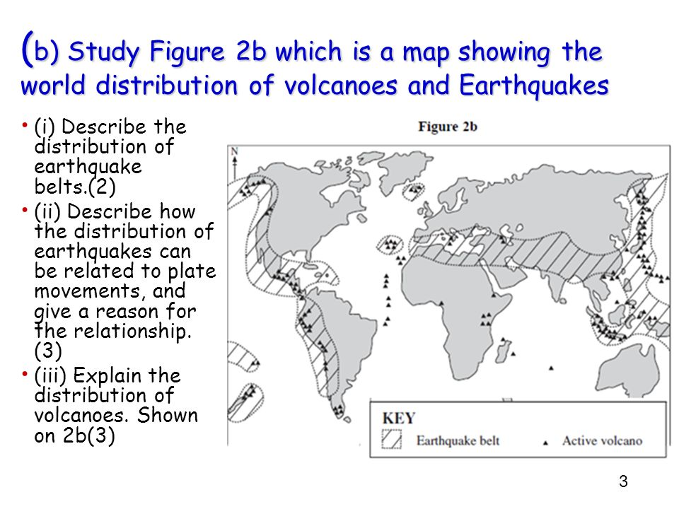 Hazards review week 25 redd between norway and guyana ppt download 3 b study figure 2b which is a map showing the world distribution of gumiabroncs Gallery