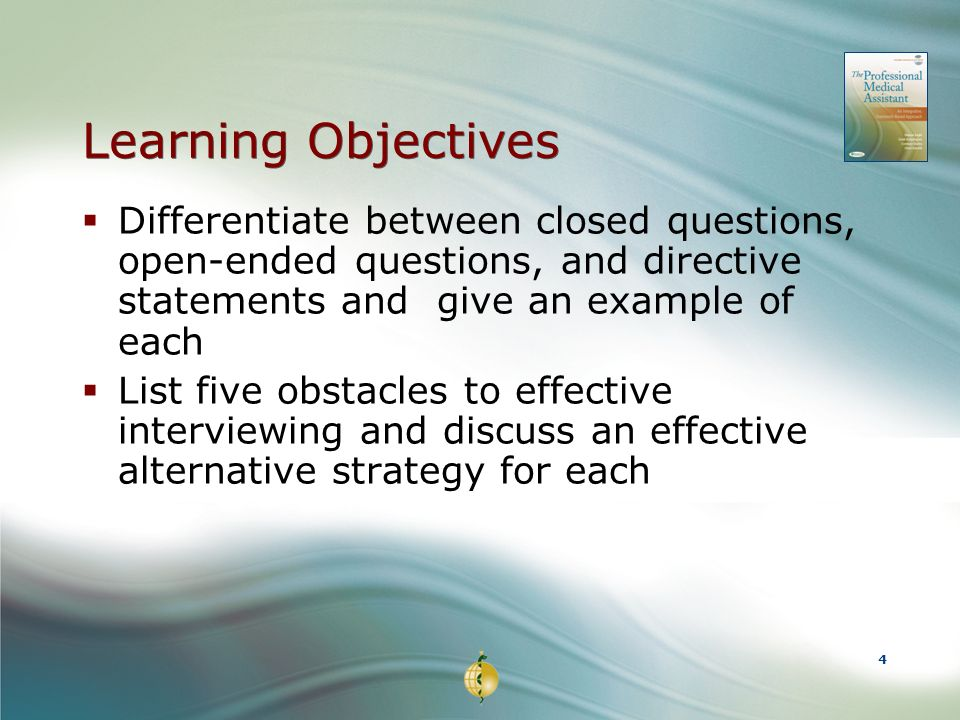 effective uses of open ended questions Learn how to develop dynamic survey questions that are open-ended and learn when closed-ended questions are the most surveys research software uses closed-end.