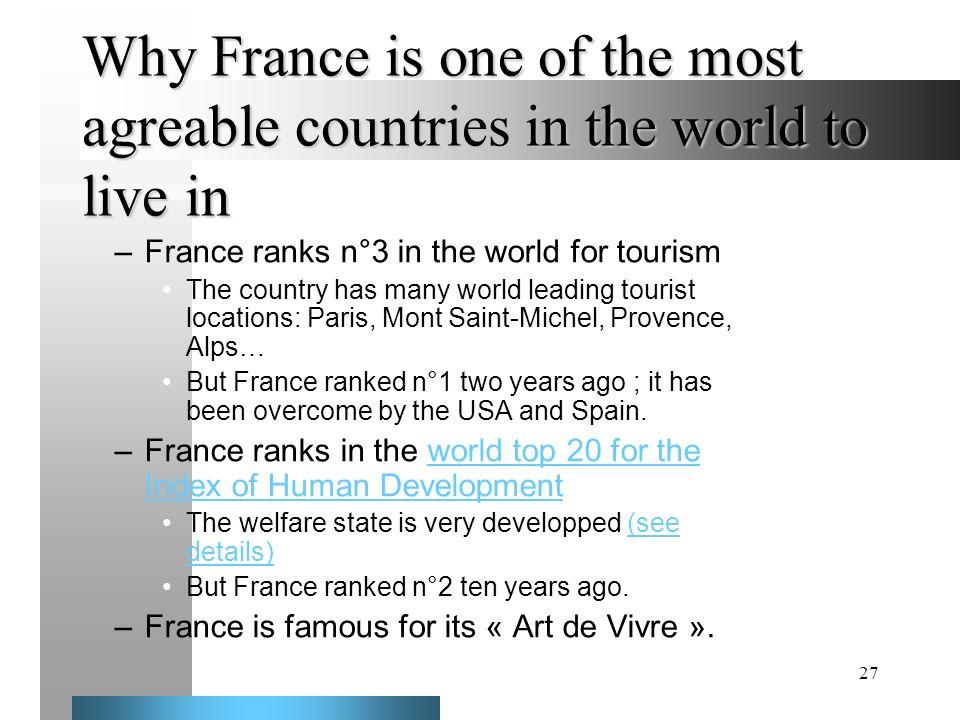 paris et le desert français