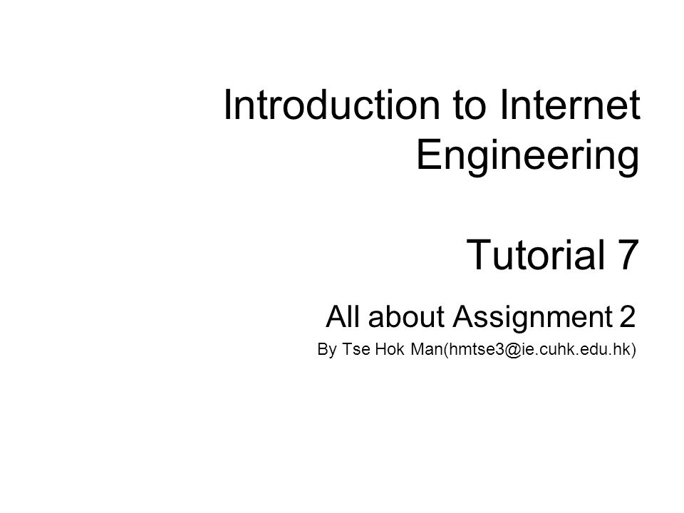 introduction to f assignment 2