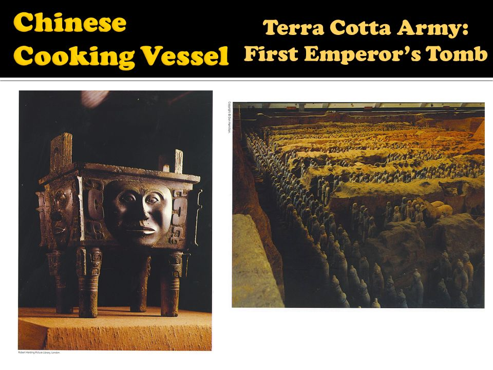 Terra Cotta Army: First Emperor's Tomb